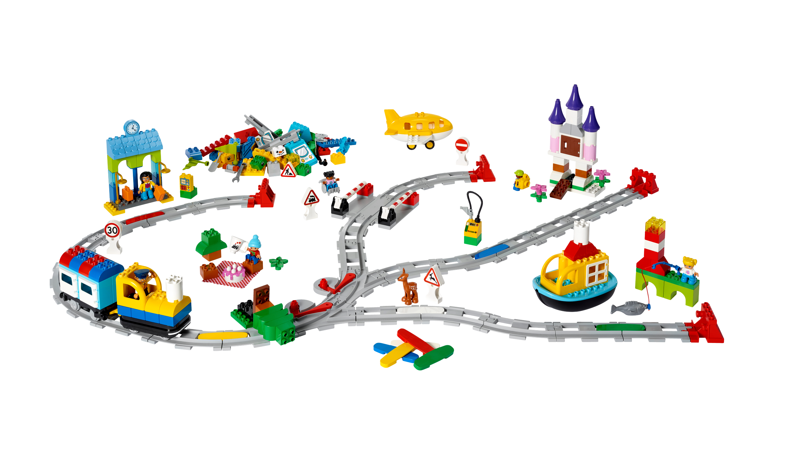Coding Express by LEGO Education, product 45025