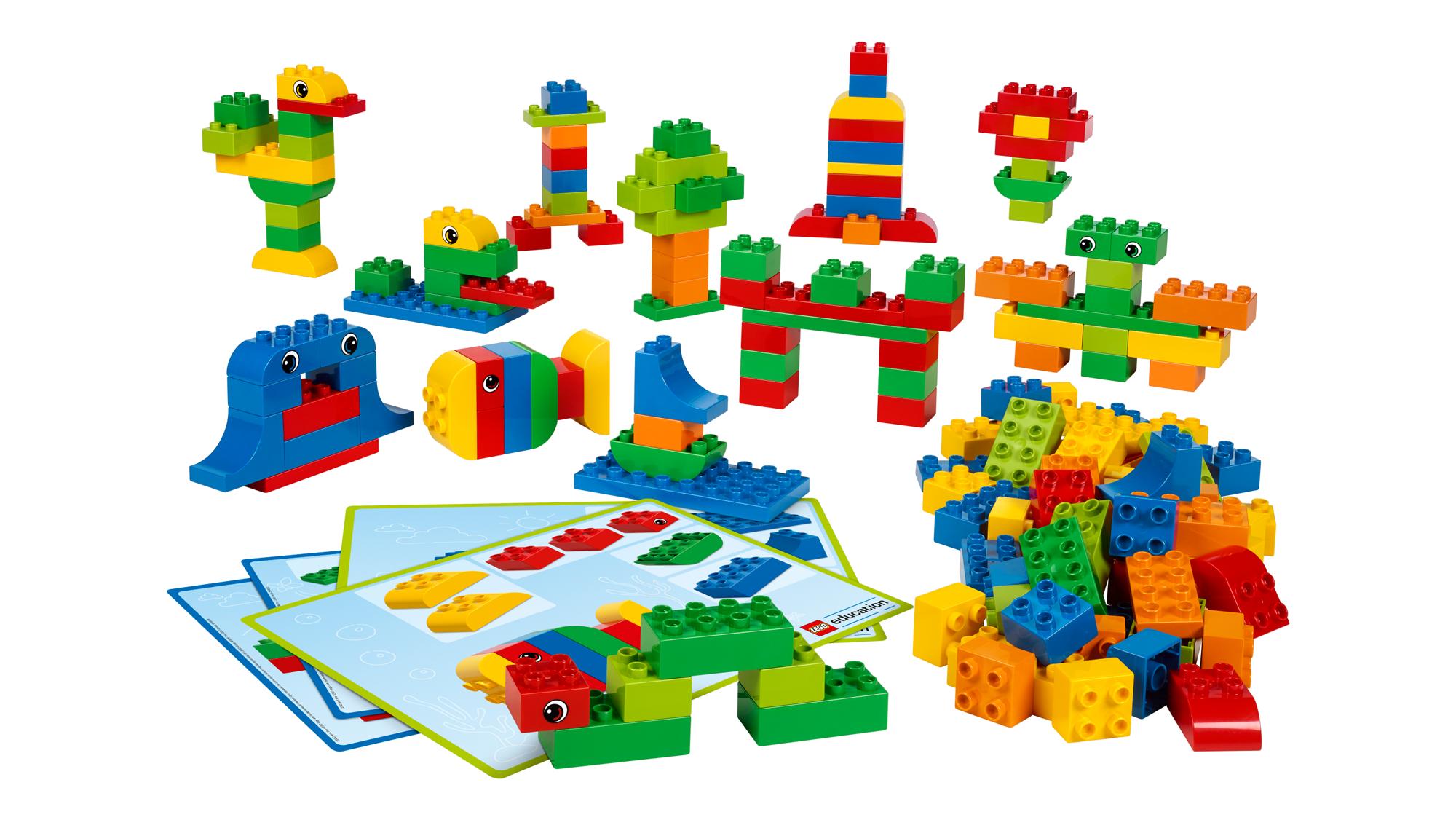 Creative LEGO® DUPLO Brick Set by LEGO Education