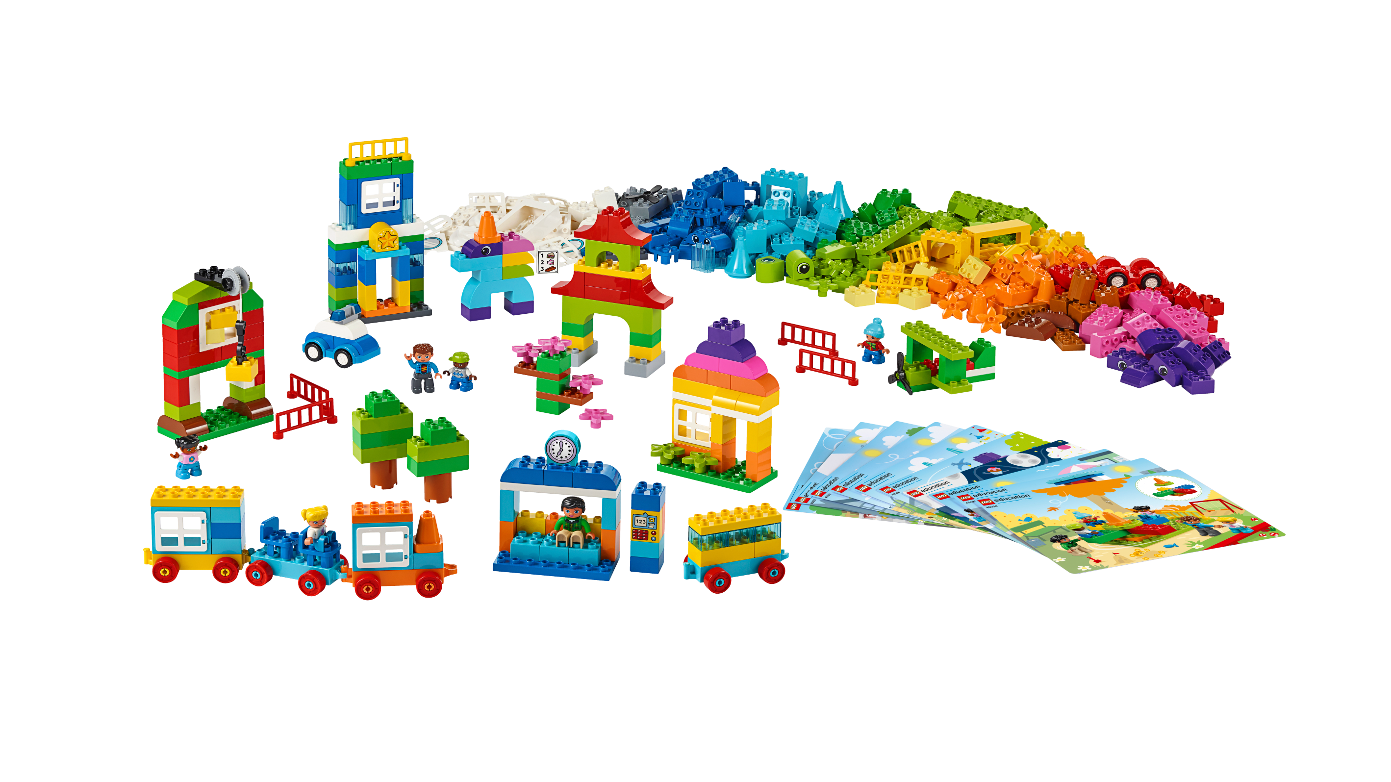 My XL World by LEGO Education, product 45028