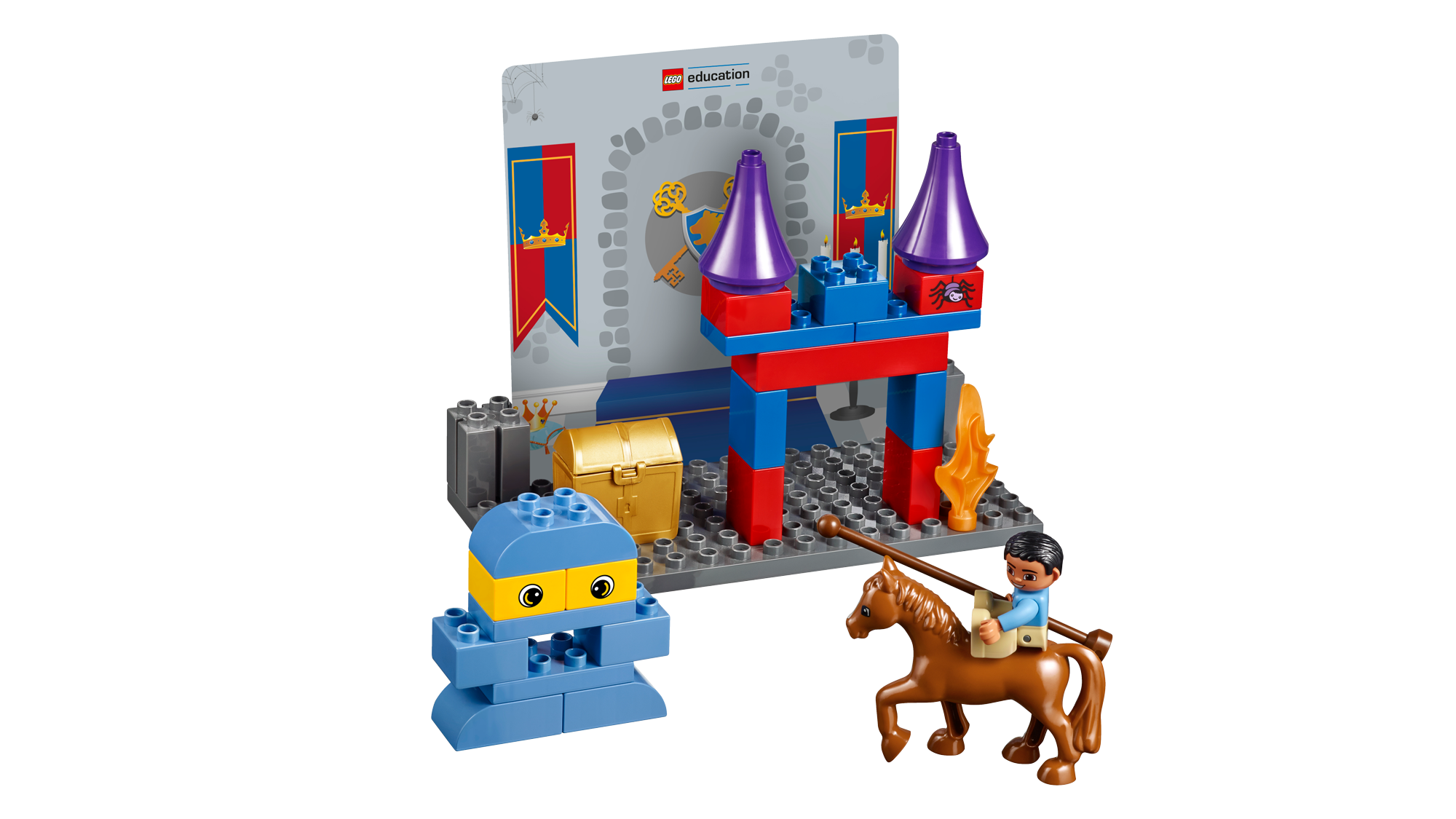 StoryTales Set with Storage by LEGO® Education, product 45005