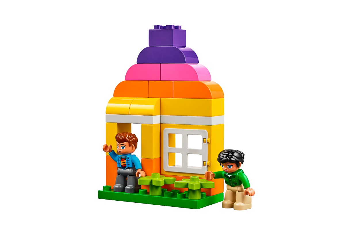 LEGO® Education MY XL World House Model