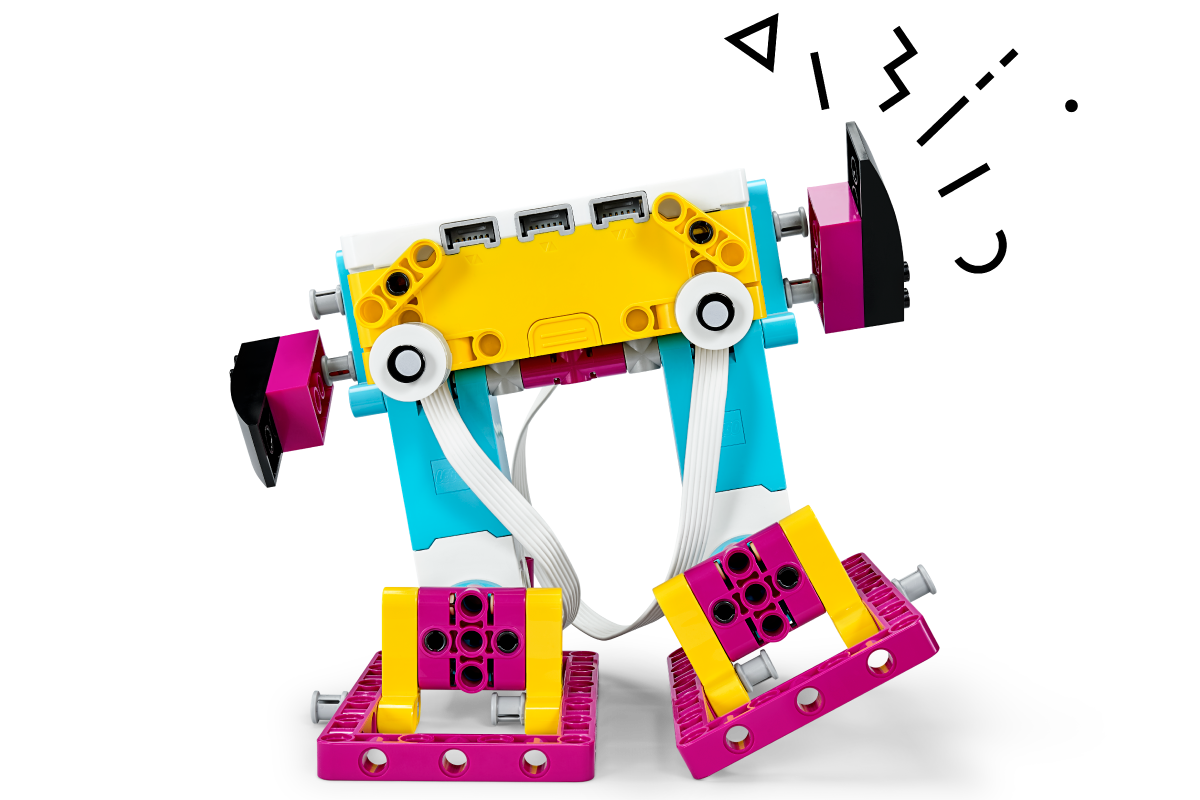 LEGO® Education SPIKE™ Prime Coach Model