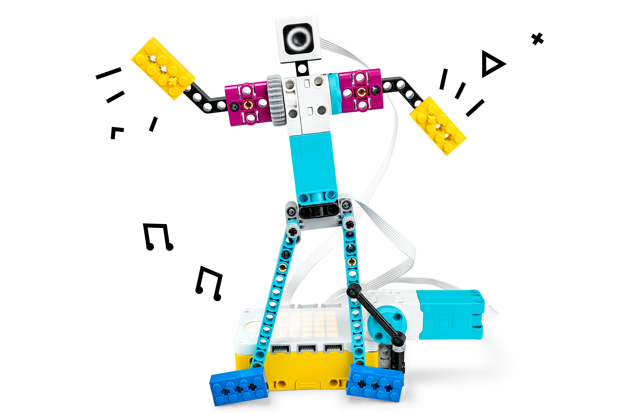 Дома с LEGO® Education SPIKE™ Prime