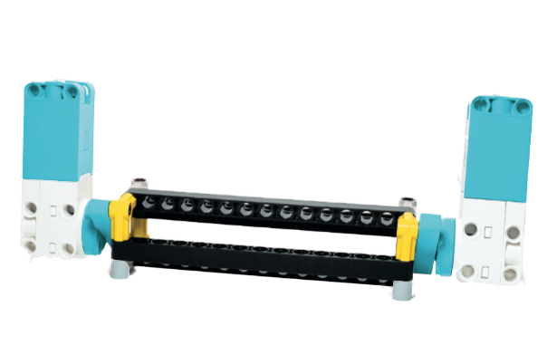 LEGO Education SPIKE Prime Hands-Free Rolling Pin model