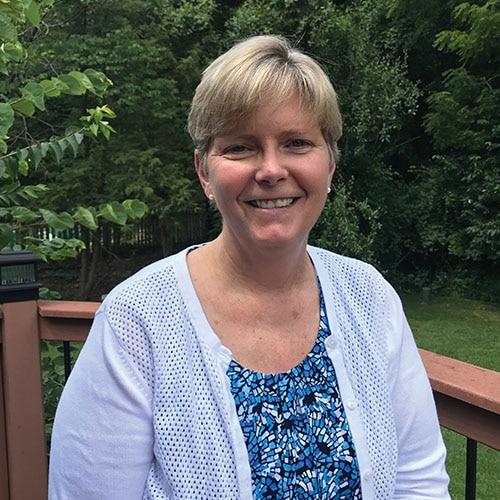 Mary Meadows, Head of School at Andrews Academy-Creve Coeur
