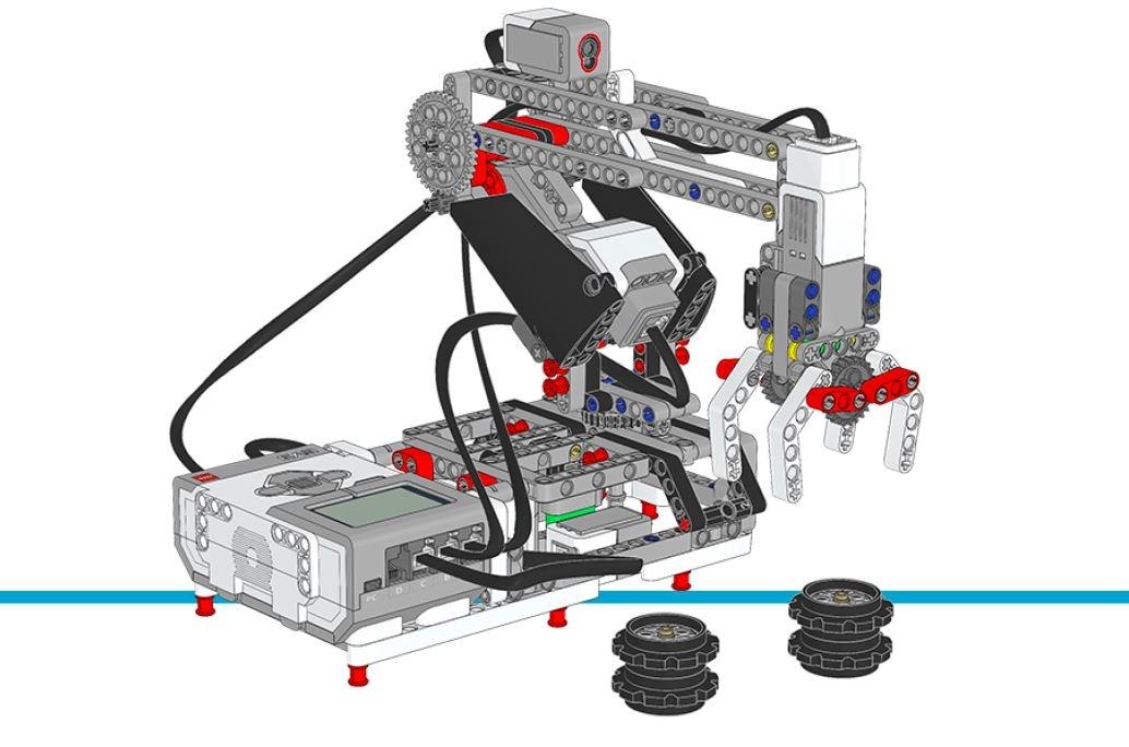 Lego Mindstorm Building Instructions