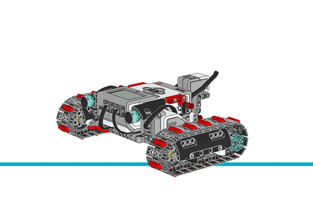 LEGO MINDSTORMS Education EV3 - Model expansion set - Tank bot