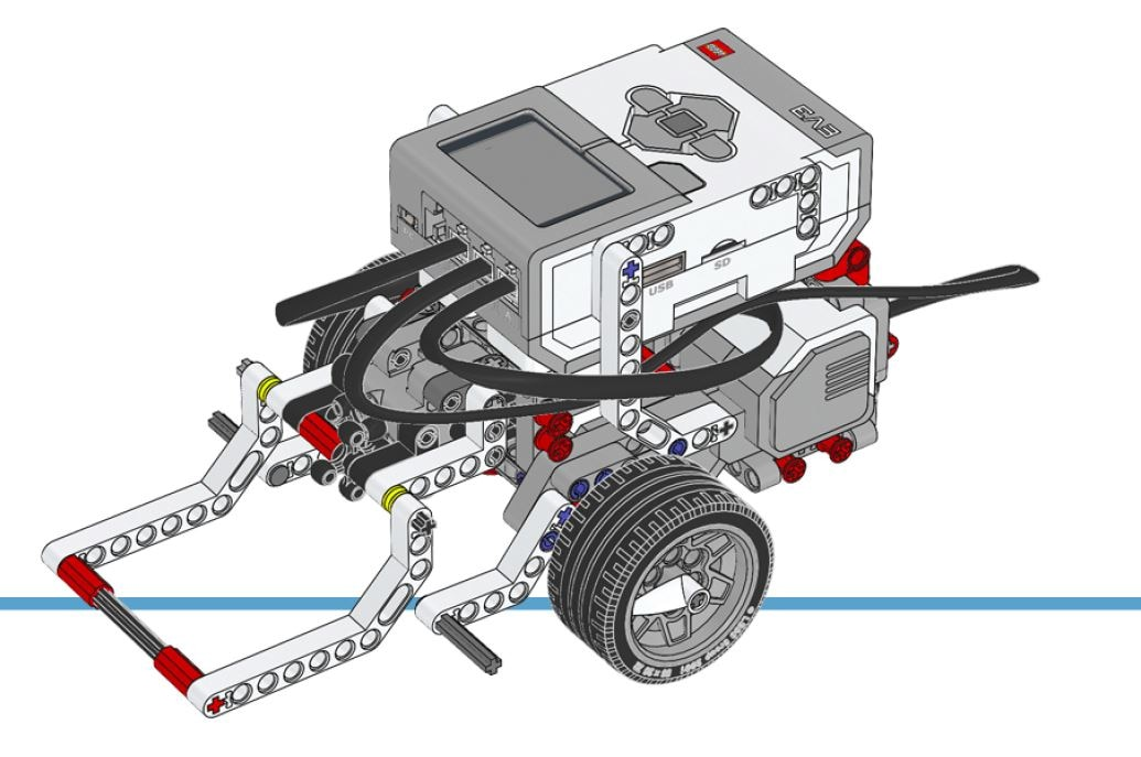 LEGO MINDSTORMS Education EV3 - Robot educator - Medium motor