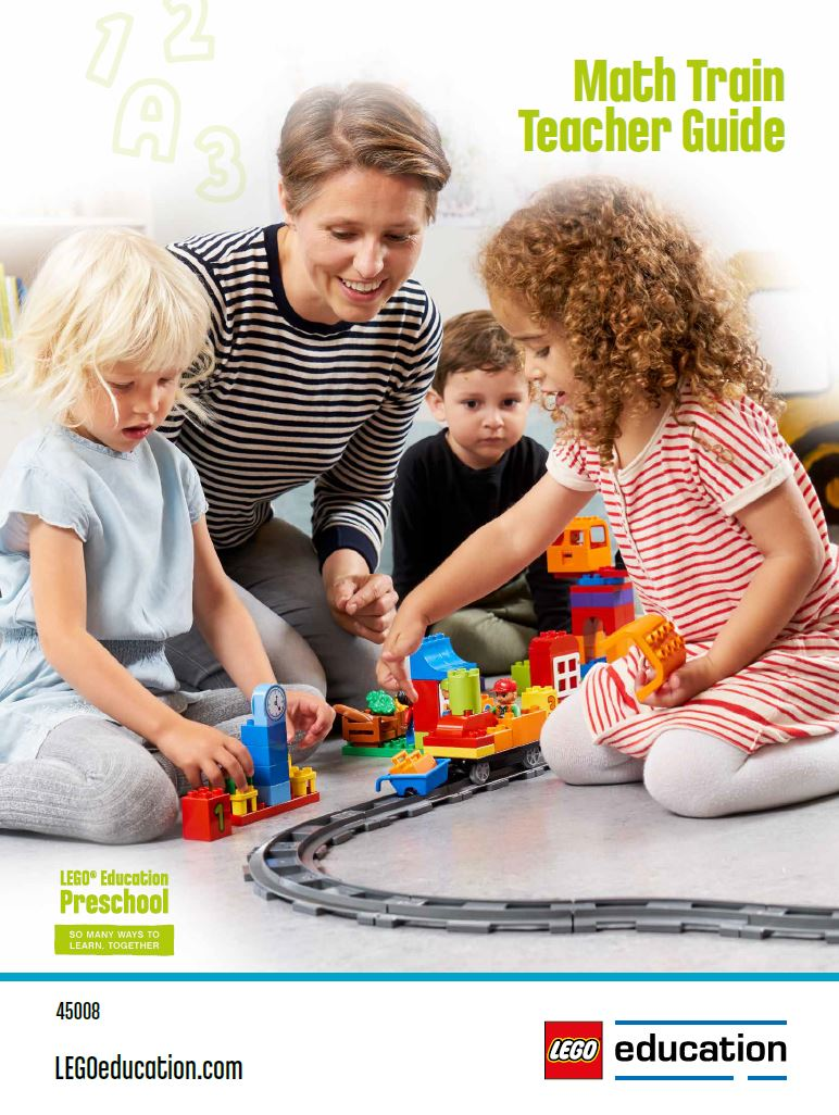 Math Train Preschool Teacher Guide | LEGO Education