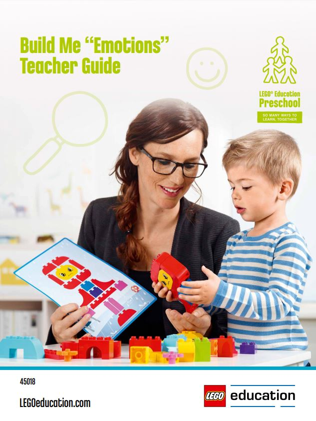 Build Me Emotions | Preschool Teacher Guide | LEGO Education