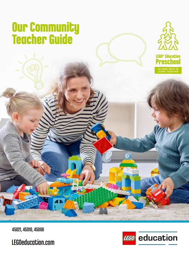 Our Community | Preschool Teacher Guide | LEGO Education