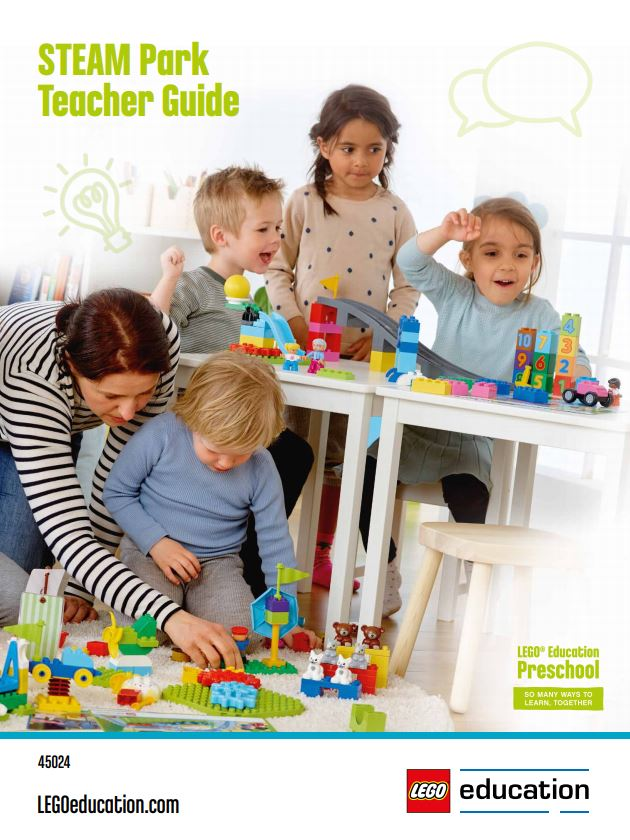 STEAM Park  | Preschool Teacher Guide | LEGO Education