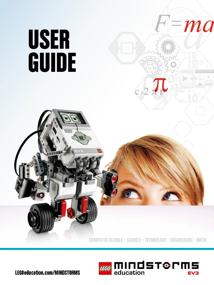 LEGO MINDSTORMS Education EV3 User Guide