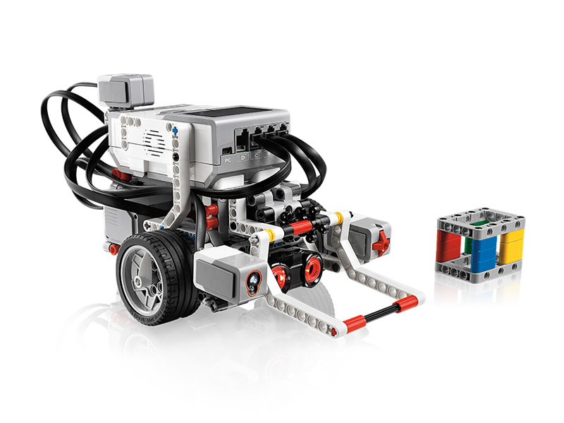 Mindstorms Ev3 Quick Start Guide Support Lego Education