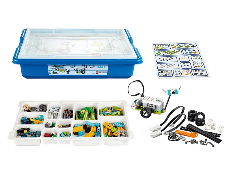 Wedo 20 Quick Start Guide Support Lego Education