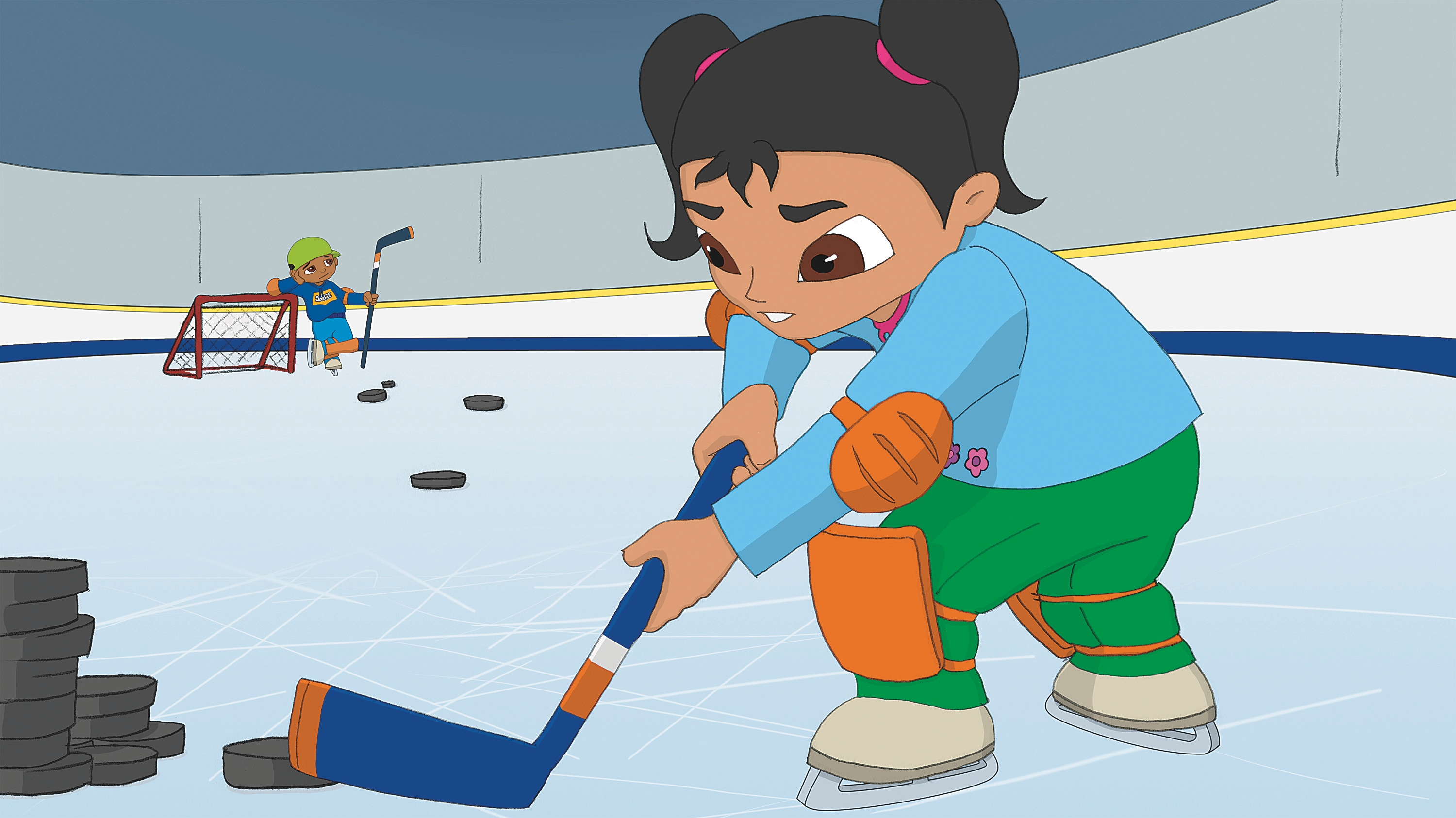 Ice Hockey Player Early Simple Machines Lesson Plans Lego