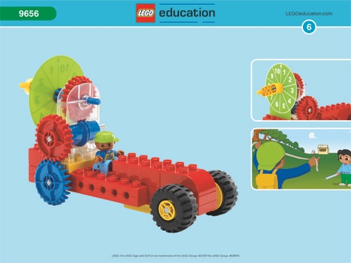 Measuring Car Early Simple Machines Lesson Plans Lego Education