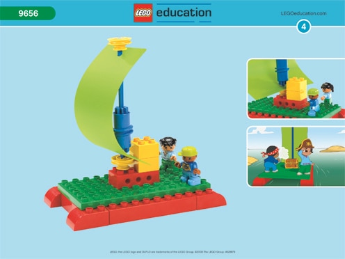 Swing Early Simple Machines Lesson Plans Lego Education