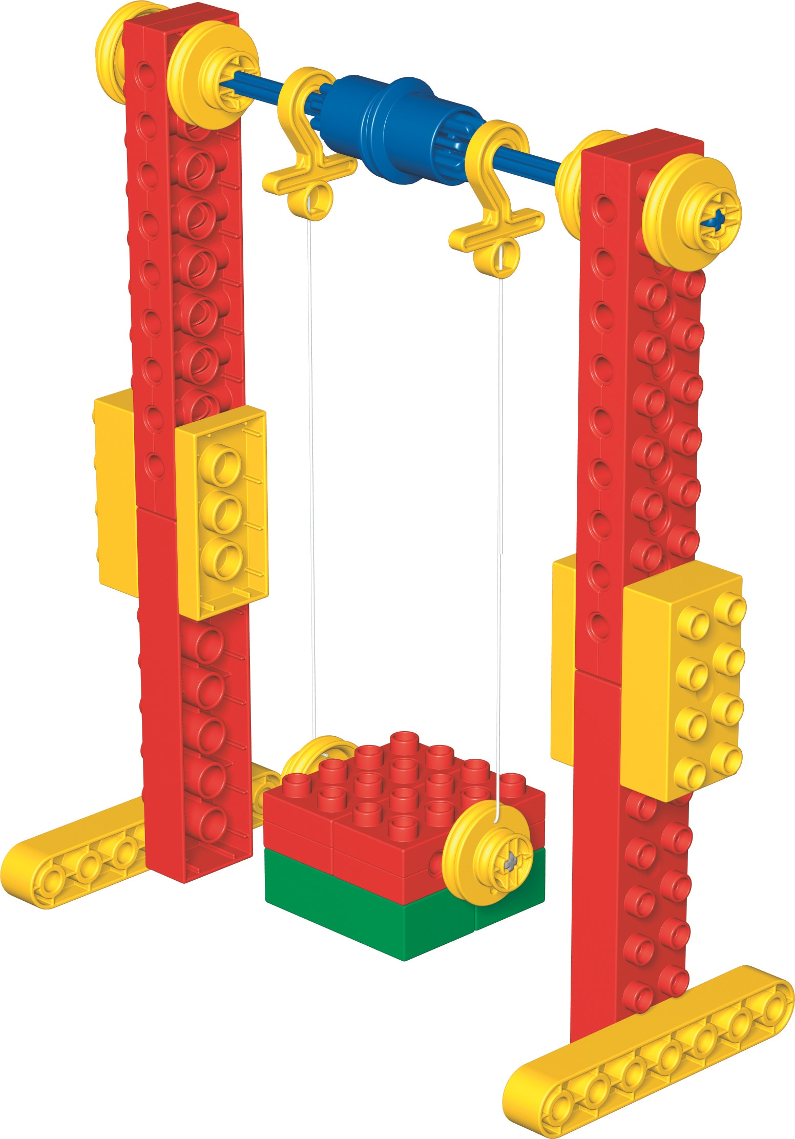 Swing - Early Simple Machines - Lesson Plans - LEGO Education