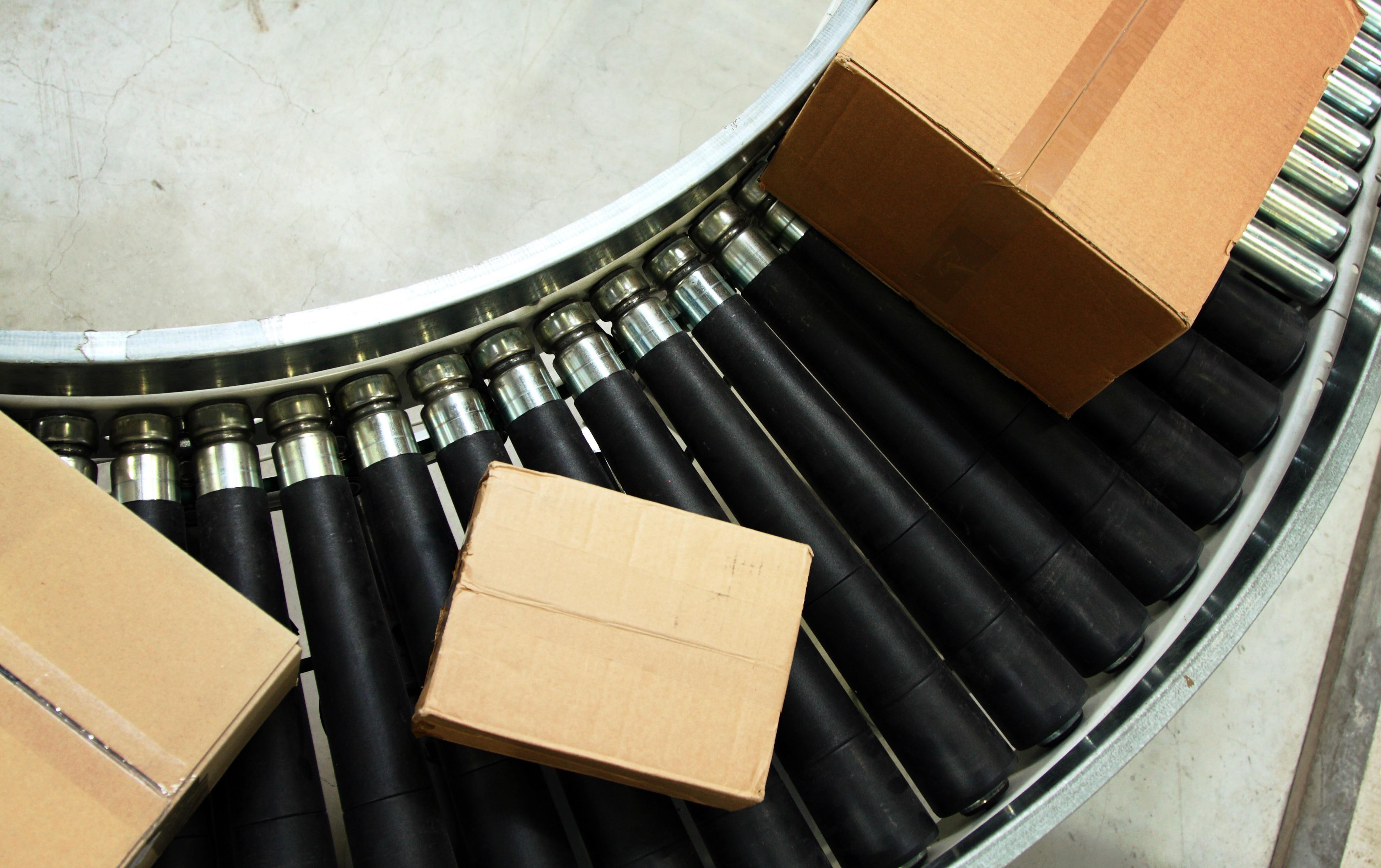 Make a Factory Conveyor