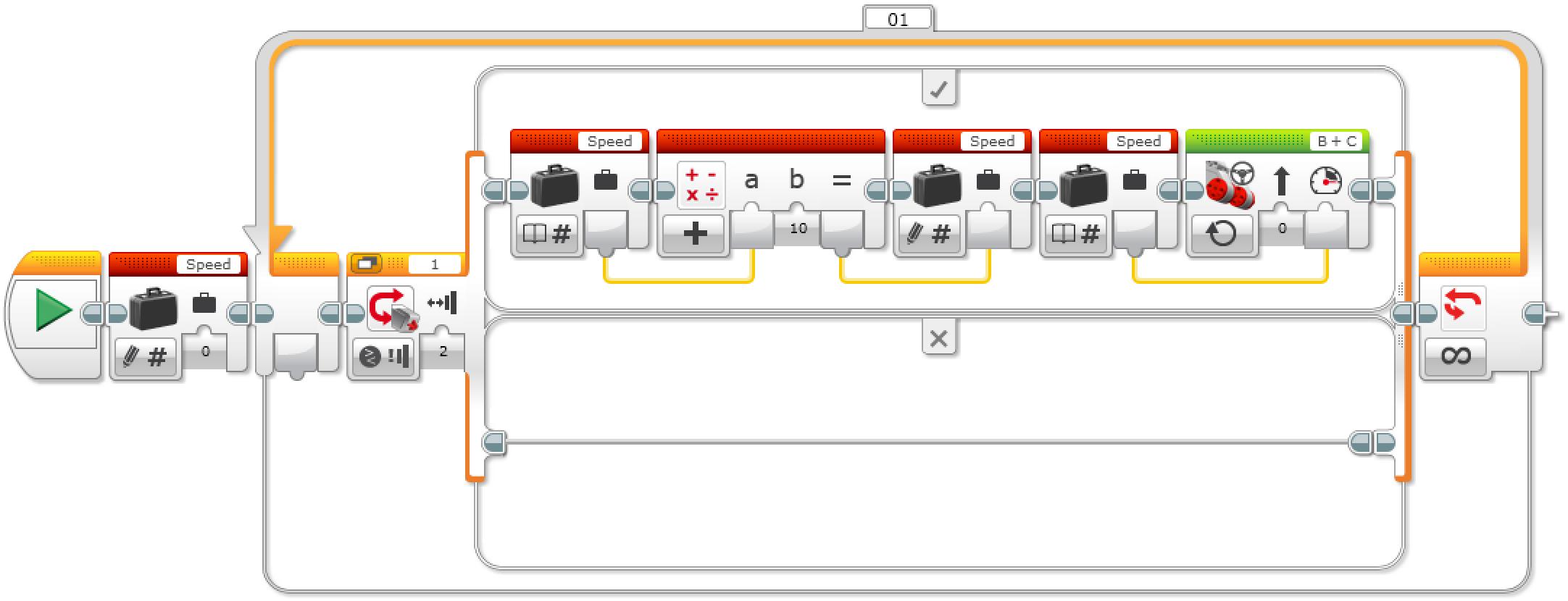 Cruise Control - EV3 Coding Activities - Lesson Plans - LEGO Education