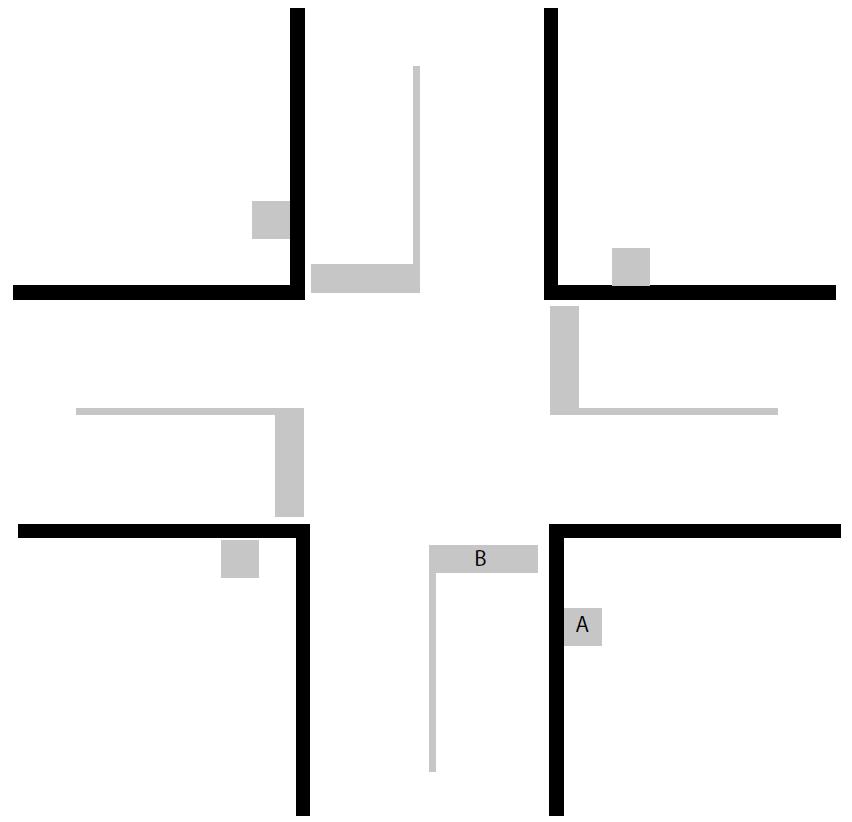 Autonomous Intersection - EV3 Coding Activities - Lesson Plans ...