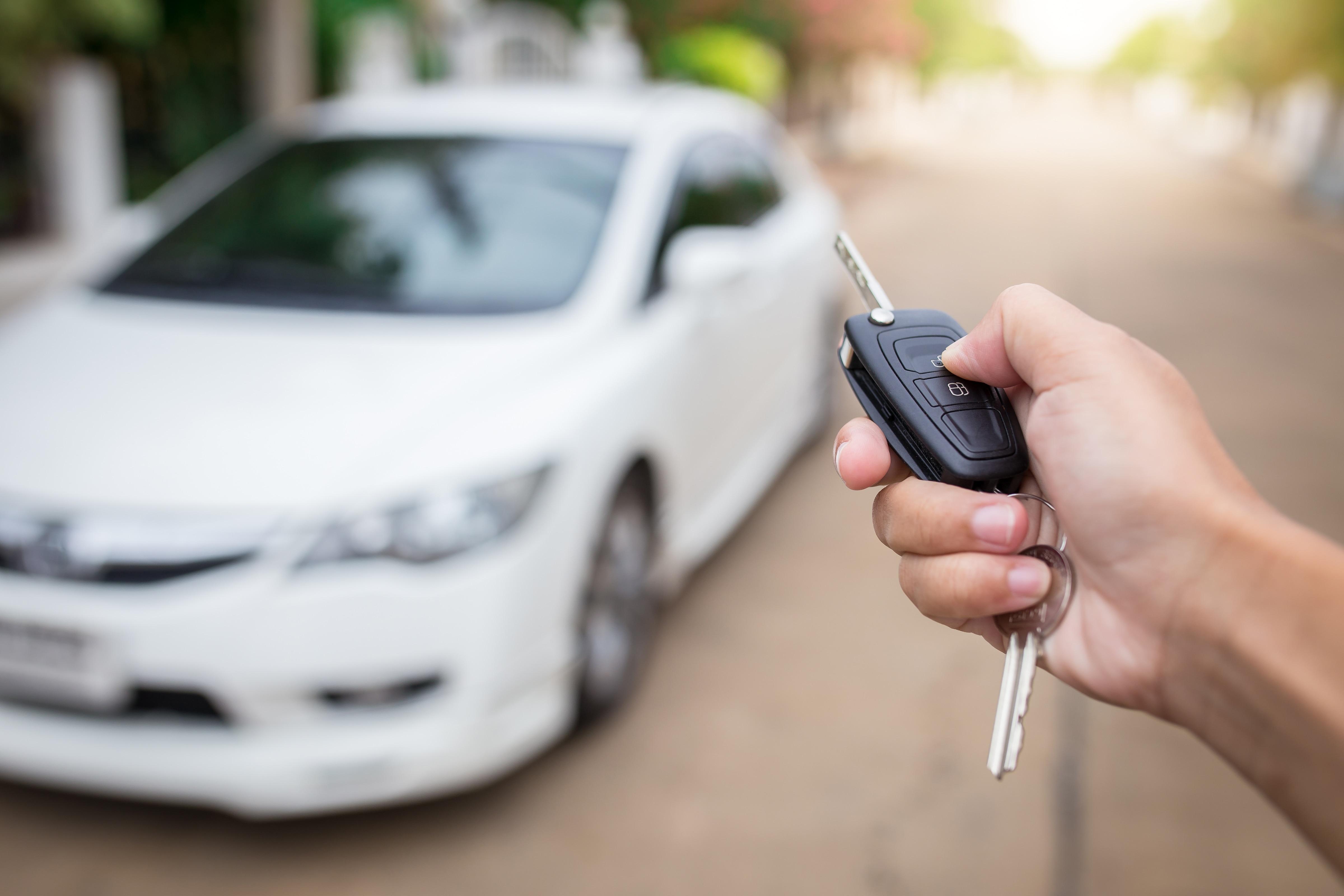 Unlocking A Car - EV3 Coding Activities - Lesson Plans - LEGO Education