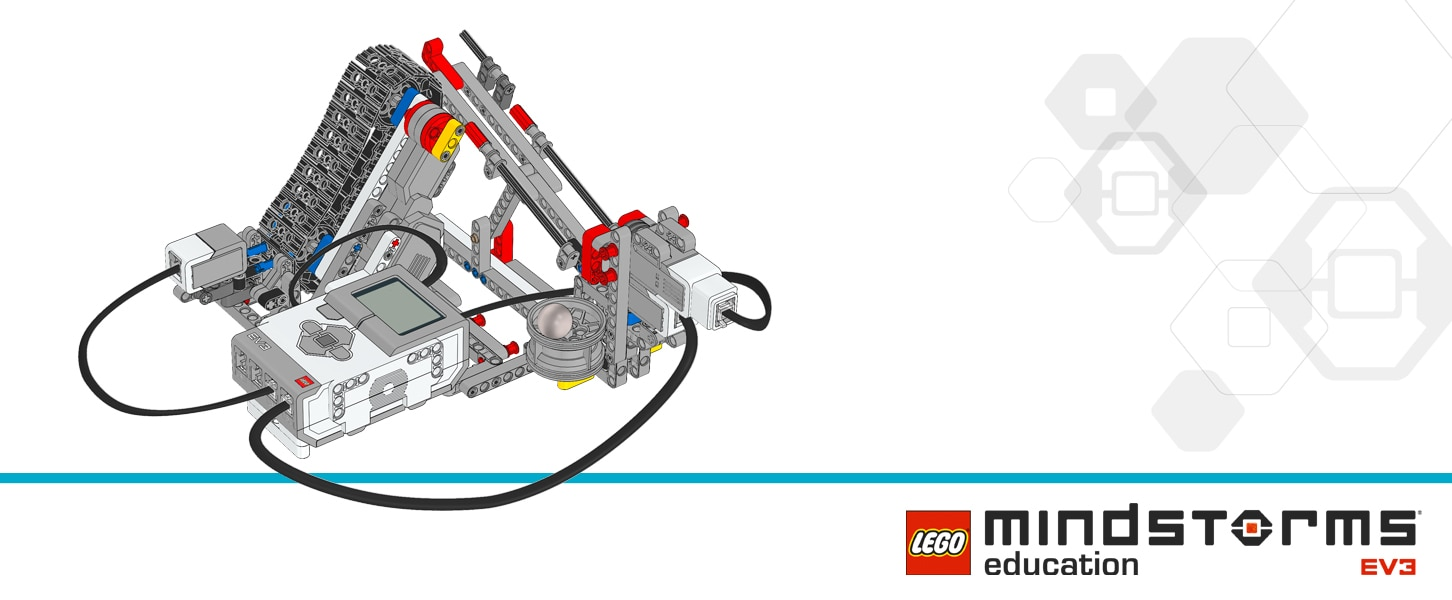 Make A System That Moves A Ball Ev3 Design Engineering Lesson