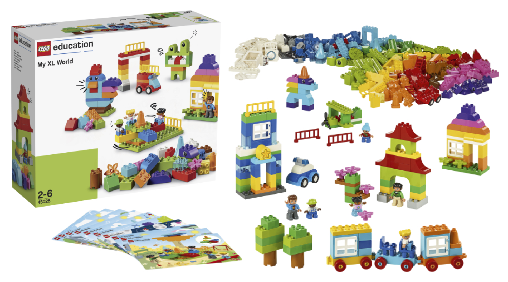 My XL World by LEGO® Education, product 45028