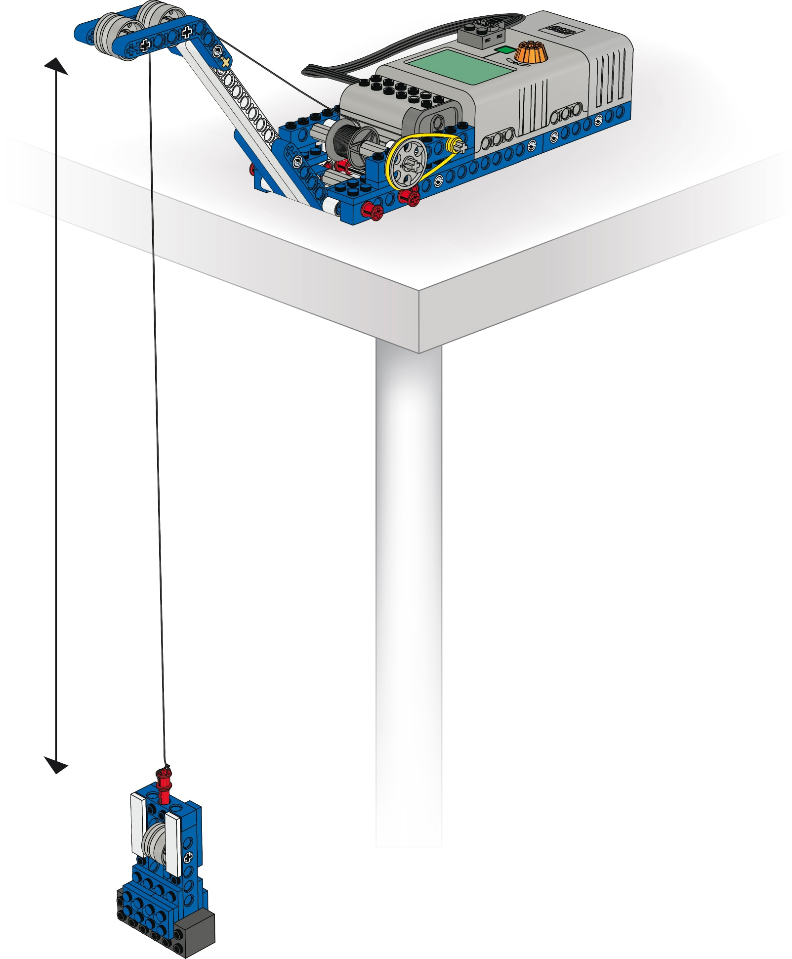 Boat Pulley - Renewable Energy - Lesson Plans - LEGO Education