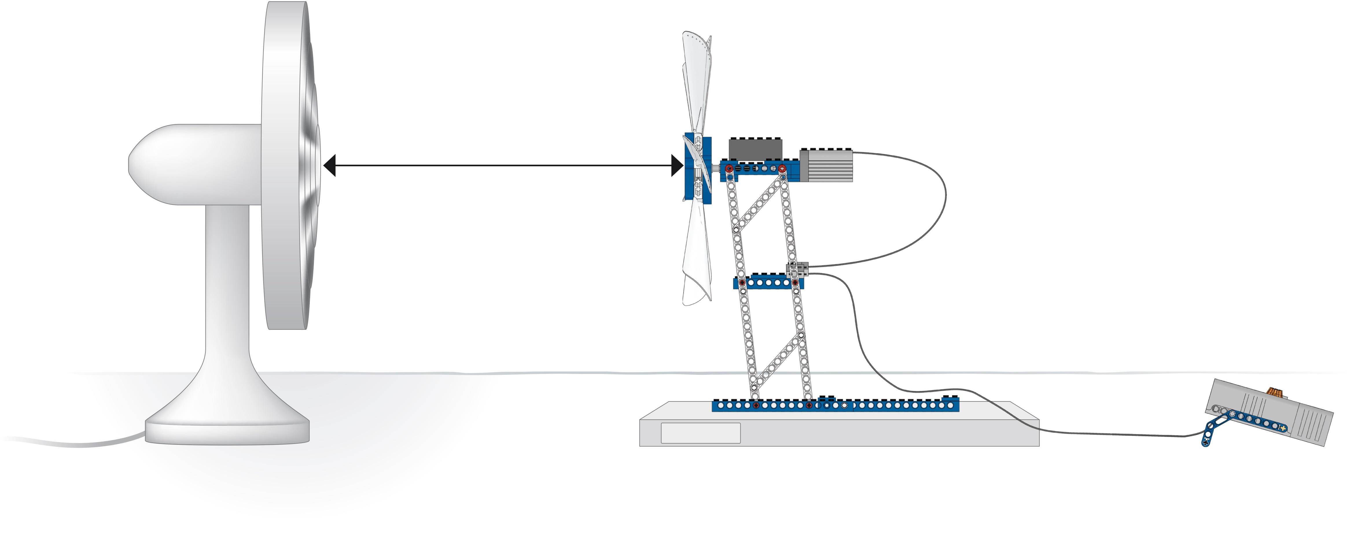 Wind Turbine - Renewable Energy - Lesson Plans - LEGO Education