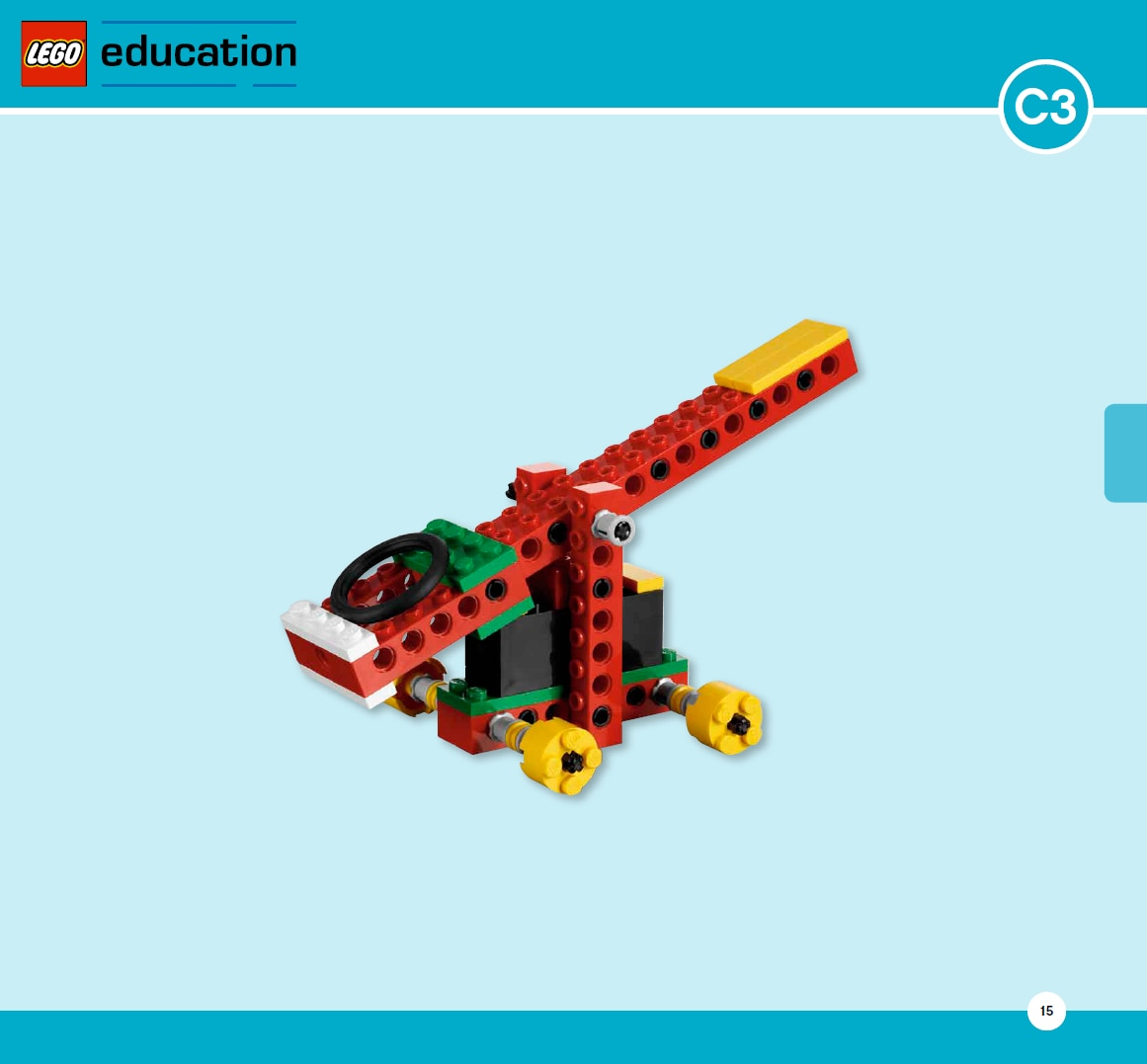 Catapult Simple Machines Lesson Plans Lego Education