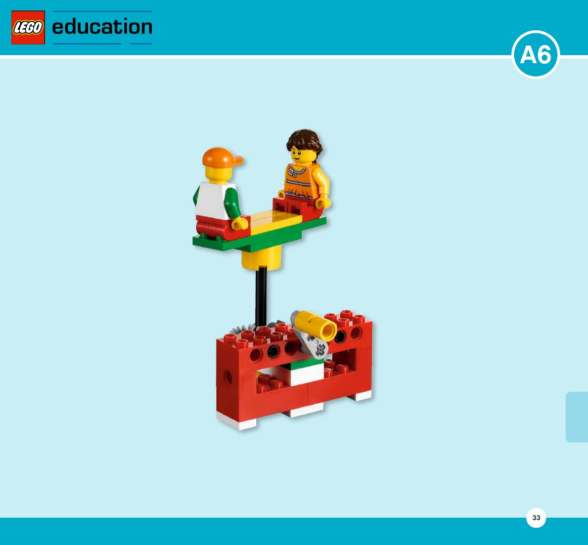 Merry Go Round Simple Machines Lesson Plans Lego Education