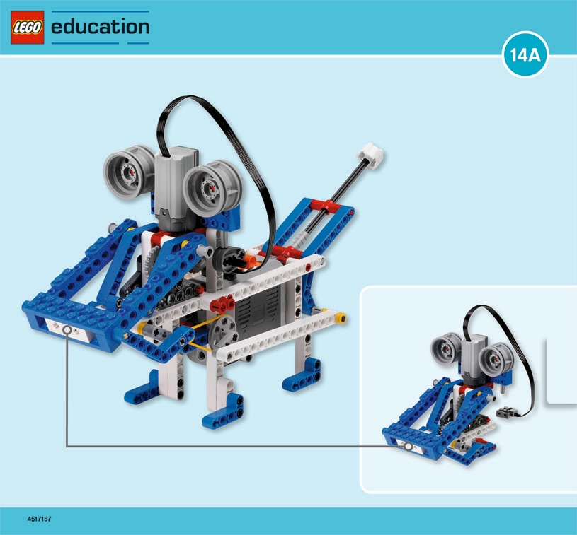 Dogbot Simple Powered Machines Lesson Plans Lego Education