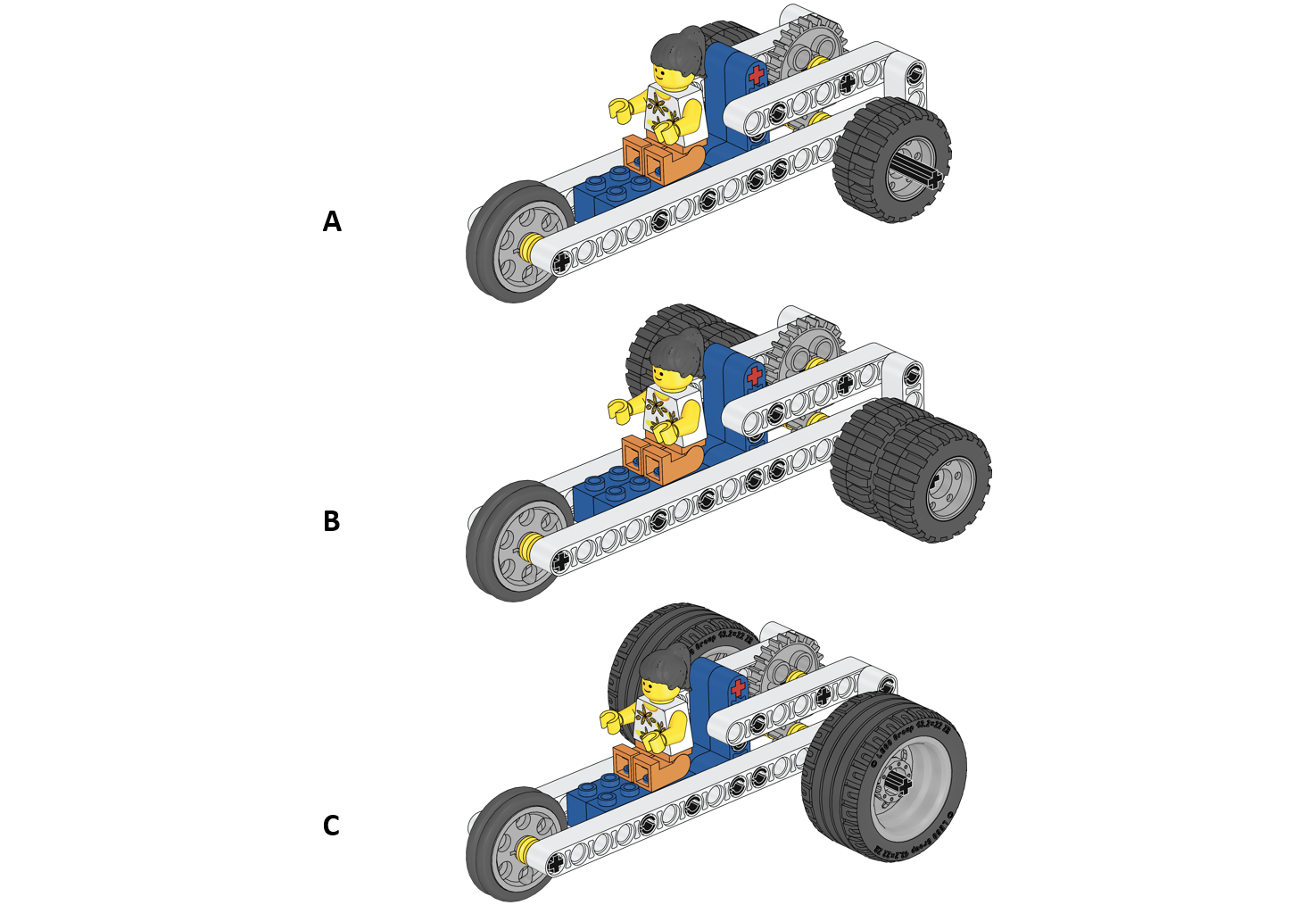 Dragster - Simple & Powered Machines - Lesson Plans - LEGO