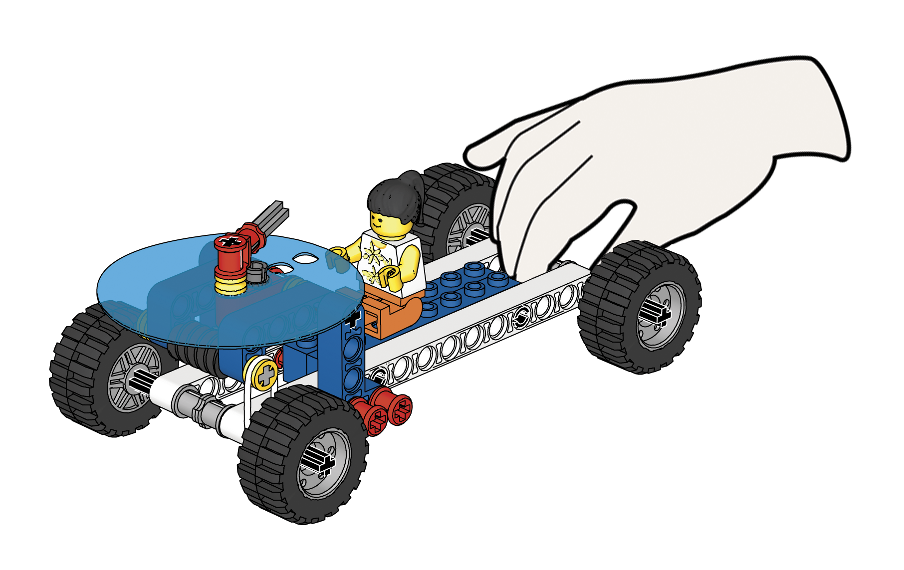 lego simple and powered machines instructions