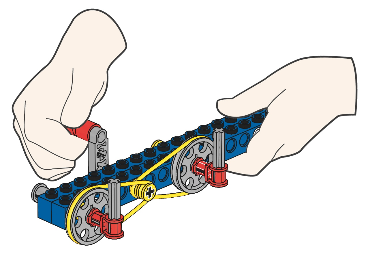 Pulley - Simple And Powered Machines - Lesson Plans