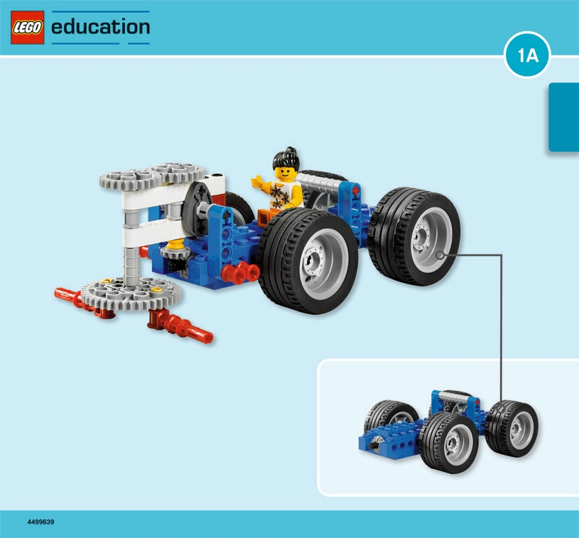 Sweeper Simple Powered Machines Lesson Plans Lego Education