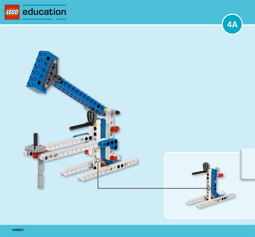 The Hammer Simple Powered Machines Lesson Plans Lego Education