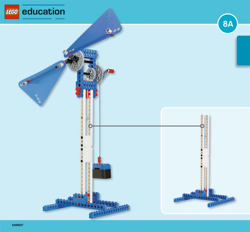 Windmill - Simple & Powered Machines - Lesson Plans - LEGO ...