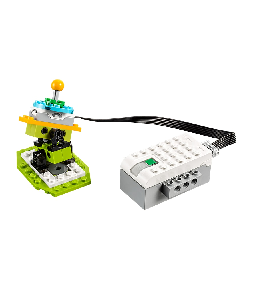 Joystick Lesson | WeDo 2.0 Computational Thinking