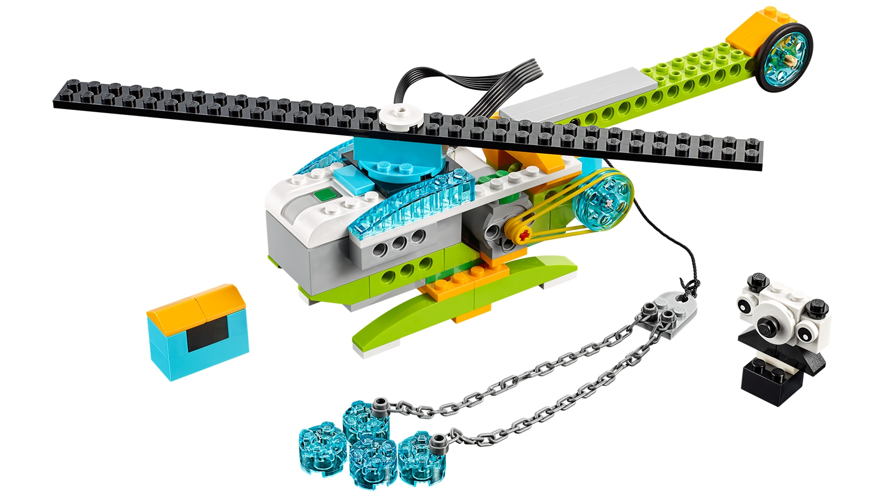 Drop And Rescue Wedo 2 0 Science Lesson Plans Lego Education
