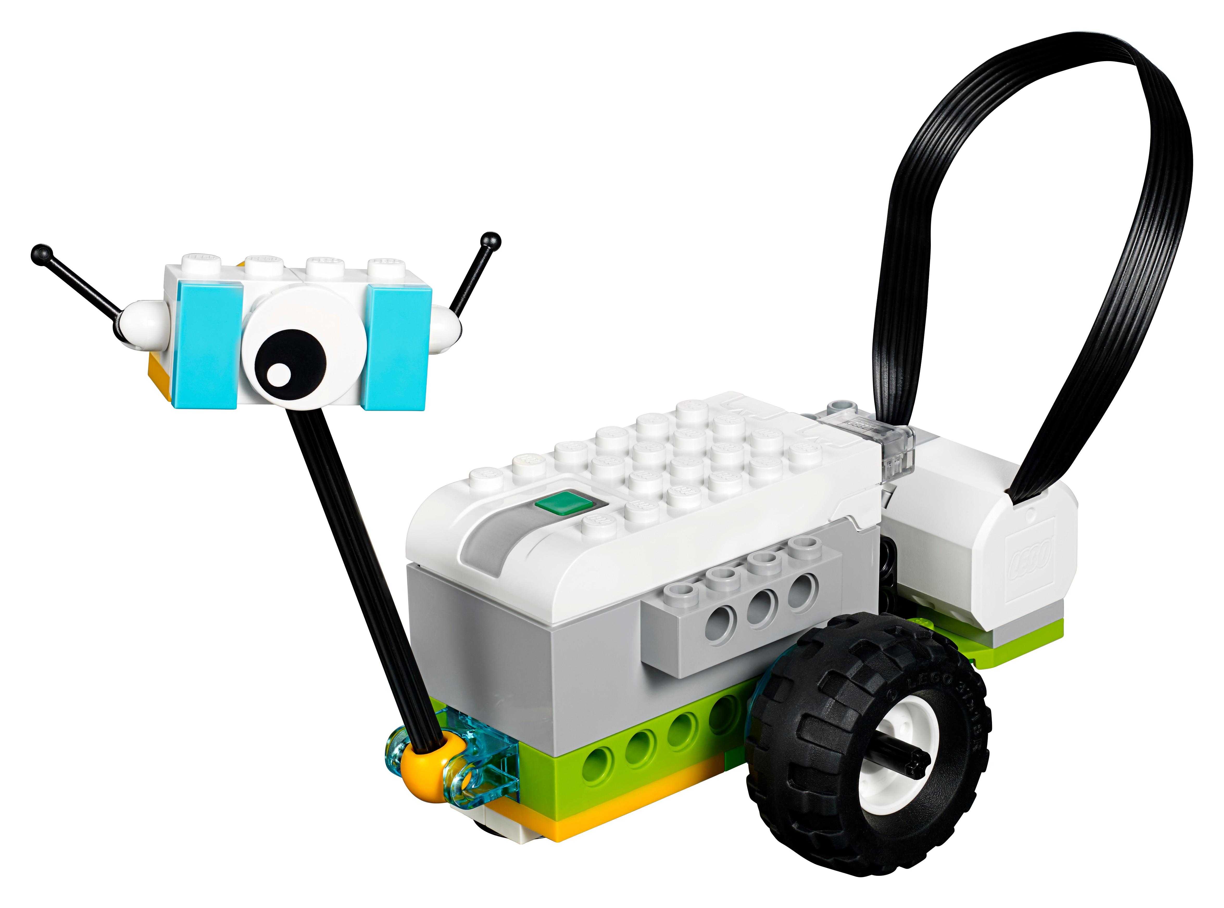 Programa el robot Milo