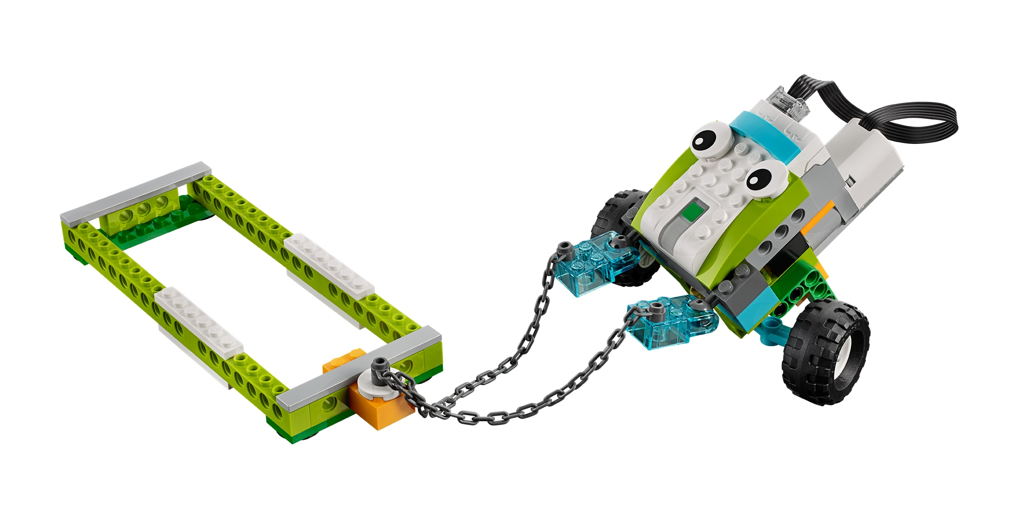 Pulling - WeDo 2.0 Science - Lesson Plans - LEGO Education