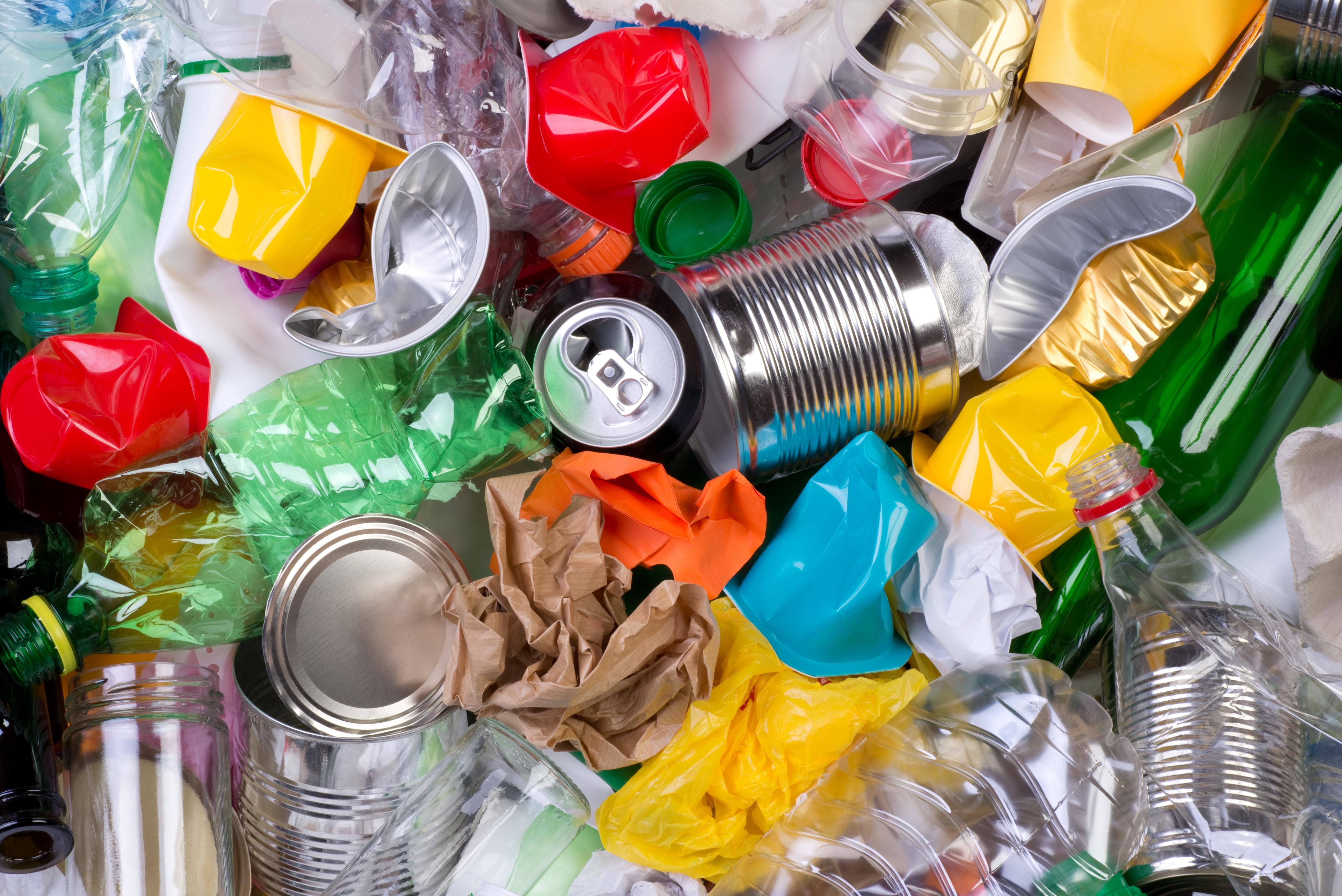 リサイクル・ゴミの分別