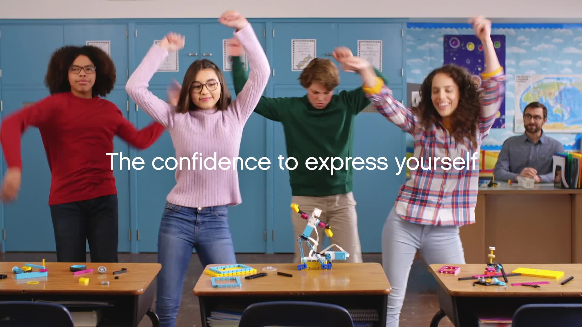 Build Confidence With LEGO® Education SPIKE™ Prime